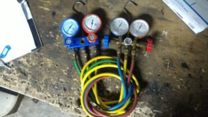 Charging Manifold