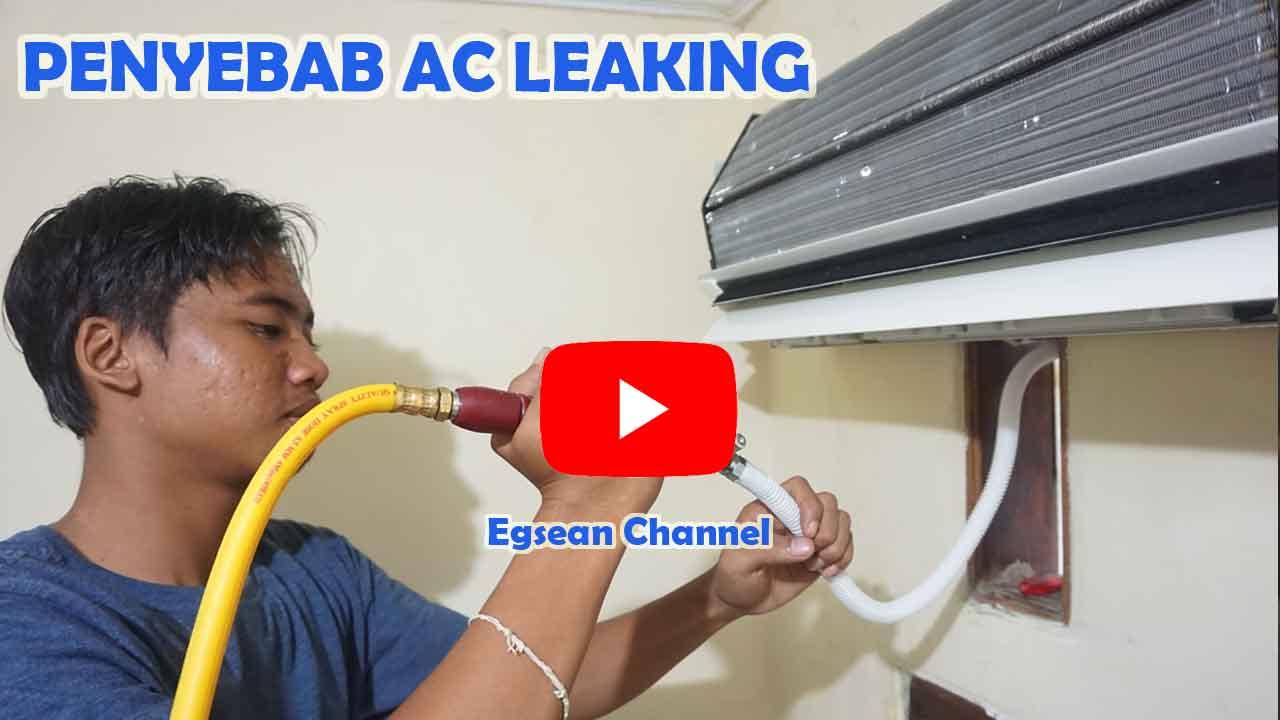 Cara Mengatasi Air Menetes Pada Indoor Ac Split Egsean Com