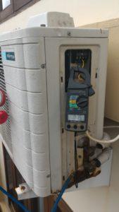 Cara Mengukur Arus Kerja Kompresor pada AC Split