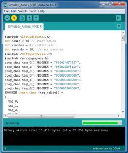 Proses Upload Program ke Mikrokontroler Cara Upload Program Arduino Menggunakan Downloader USB ASP